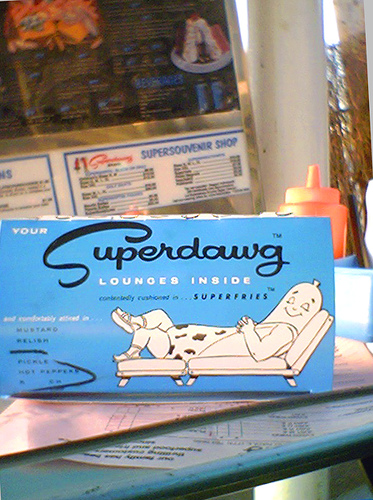 superdawg box